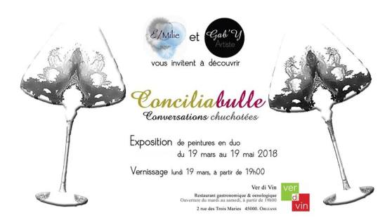 EXPOSITION CONCILIABULLE MARS18